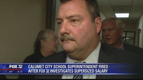School board fires Calumet City superintendent after FOX 32 investigation