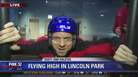 Indoor skydiving a reality in Lincoln Park
