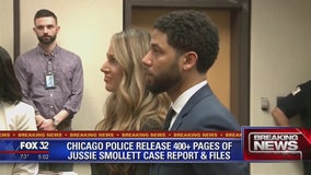 Chicago police release hundreds of pages of documents related to Smollett investigation