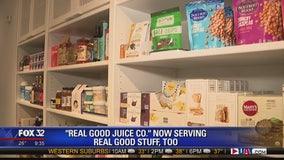 Real Good Juice Co. expands menu options