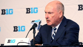 Big Ten announces Jim Delany will step down in June 2020