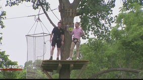 Go Ape takes treetop adventuring to new heights