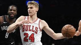 Bulls send Markkanen to Cavs in three-team sign and trade deal
