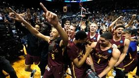 Michigan and Loyola, Villanova and Kansas meet in Final Four