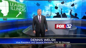 Dennis Welsh Editorial: How to stop the Illinois brain drain