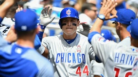 Schwarber, Heyward, Rizzo among Cubs early arrivals at spring training