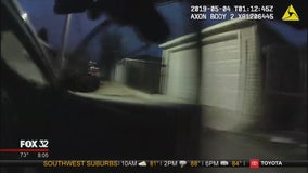 New bodycam videos show Chicago police shooting at fleeing gunman in Humboldt Park