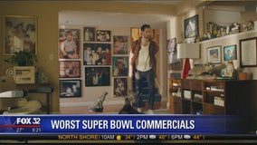 The worst Super Bowl commercials of 2017