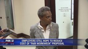 City Hall debating new 'Fair Workweek' ordinance