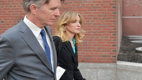 Actress Felicity Huffman pleads guilty in college-admissions scandal