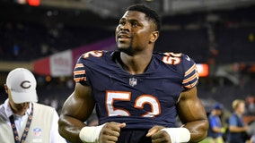 Walmart investigating use of money donated by Khalil Mack