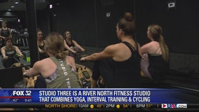 River North fitness studio combines three fitness disciplines