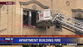 4 injured after fire breaks out at Austin apartment building