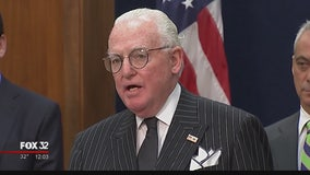 Charges against Ald. Burke prompt calls to prohibit city council members from having other jobs