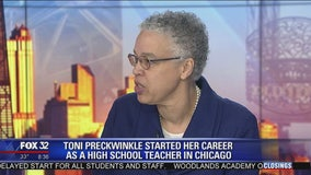 Toni Preckwinkle lays out the priorities of her mayoral campaign