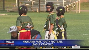 Highland Park youth football league canceled
