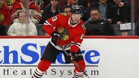 Blackhawks announce 2-year extension for D Carl Dahlstrom