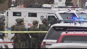 Woman found shot dead after South Side SWAT standoff; man arrested