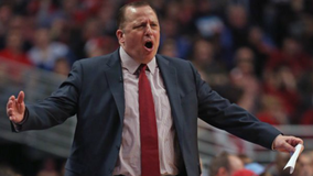 Knicks reportedly about to hire former Bulls coach Tom Thibodeau
