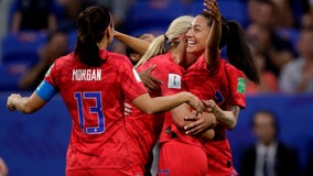 USA advances to Women's World Cup final after defeating England 2-1