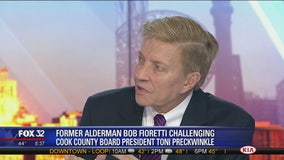 Fioretti to challenge Preckwinkle for Cook County board president