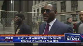 Feds bring new sex-crime charges against R. Kelly