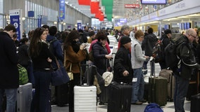 Flying this Thanksgiving? Expect record crowds at airports