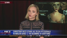 Christina Ricci talks new Amazon series 'Z'