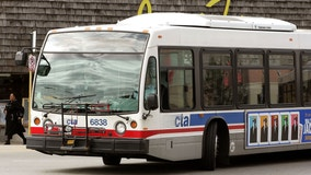 CTA bus driver crashes into construction site on the Near West Side