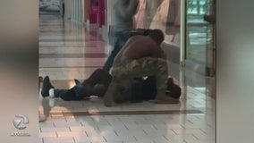 Army staff sergeants run toward gunfire at mall, aid young boys who were shot