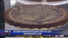 Bang Bang Pie, Goose Island team up to create one of a kind treat