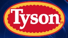 Tyson recall for possible rubber contamination