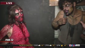 Scares galore at Midnight Terror Haunted House in Oak Lawn