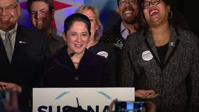 Susana Mendoza concedes defeat in Chicago mayoral race