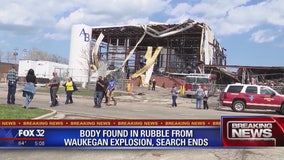 Fourth body recovered from plant site wrecked by explosion