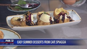Easy summer desserts from Cafe Spiaggia
