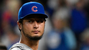 Cubs' Yu Darvish feeling better after sick day