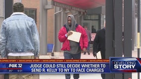 R. Kelly ordered held without bond, prosecutors call him 'an extreme danger to the community'