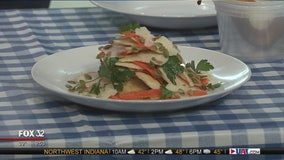 'Cooking Up Change' challenging students to create healthy, affordable meals
