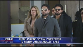 Judge assigns special prosecutor to investigate handling of Smollett case
