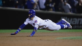 Cubs Javy Baez suffers hairline fracture in thumb