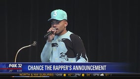Chance the Rapper to make announcement about mayoral race