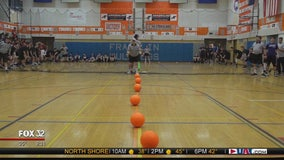 Wheaton middle school hosting charity dodgeball tournament