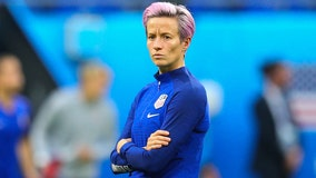 Megan Rapinoe slams scheduling of Women's World Cup final on same day as men's soccer events