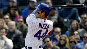 Cubs' Anthony Rizzo homers in surprise return vs Cardinals