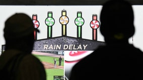 Tigers-ChiSox rained out, will play 161 games this year