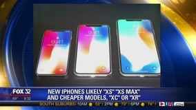 Apple expected to announce new iPhones Wednesday