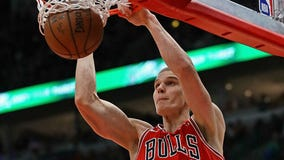 Bulls' Markkanen to miss rest of season