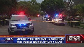 Man dead after incident involving police in Waukegan, family says