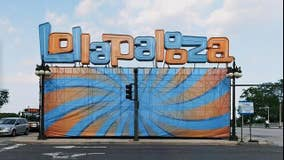 19 arrested during Lollapalooza festival in Chicago's Grant Park
